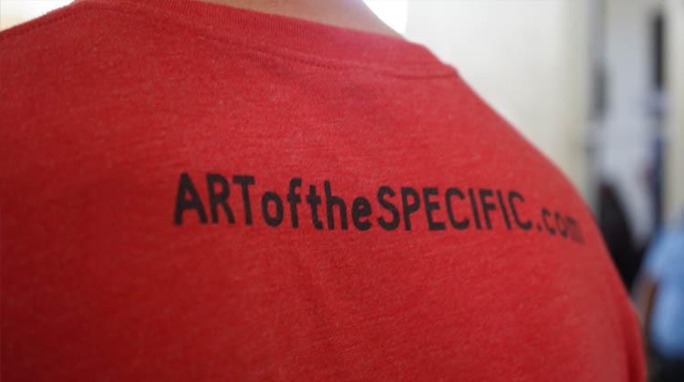 areofthespecific.com